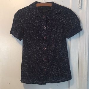 Marc by Marc jobs size 2 blouse